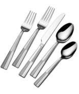 Frost 18/0 Stainless Steel Flatware 20-Piece Dinnerware Salad Forks Silverware - $42.88
