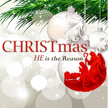 Christmas   he is the reason by various artist thumb200