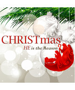CHRISTmas - HE is the Reason by Various Artist - HBCD96 - $17.95