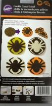 Wilton Cookie Candy Mold Spider Scary Halloween Treats - ₨464.31 INR