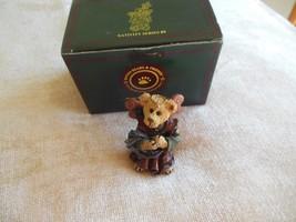 Boyds Bears Bearstone Serendipity, as the Guardian Angel Item #2416 Seri... - $18.32