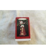 "Hallmark Keepsake Christmas Ornament ""In Time With Christmas"" Handcrafte... - $14.80"