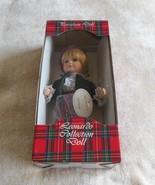"Leonardo Collection Porcelain Doll ""William"" - $30.19"