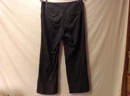 TRIBAL Womens Dark Gray Slacks Dress Pants, size 10, Rayon Polyester blend image 2