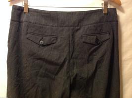 TRIBAL Womens Dark Gray Slacks Dress Pants, size 10, Rayon Polyester blend image 5