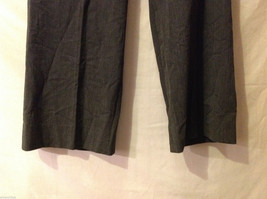 TRIBAL Womens Dark Gray Slacks Dress Pants, size 10, Rayon Polyester blend image 4