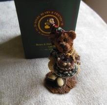 Boyds Bears Bearstone M. Harrison's Birthday #2275 - $36.00