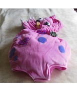 The childrens place halloween costume Pink Bug 0-6 mo. - $18.31