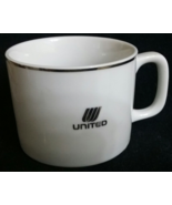 UNITED Airlines Coffee Mug w/ logo, New - $22.95