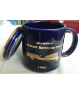BOEING 1989 Customer Service Center Coffee Mug w/ top, New - $24.95