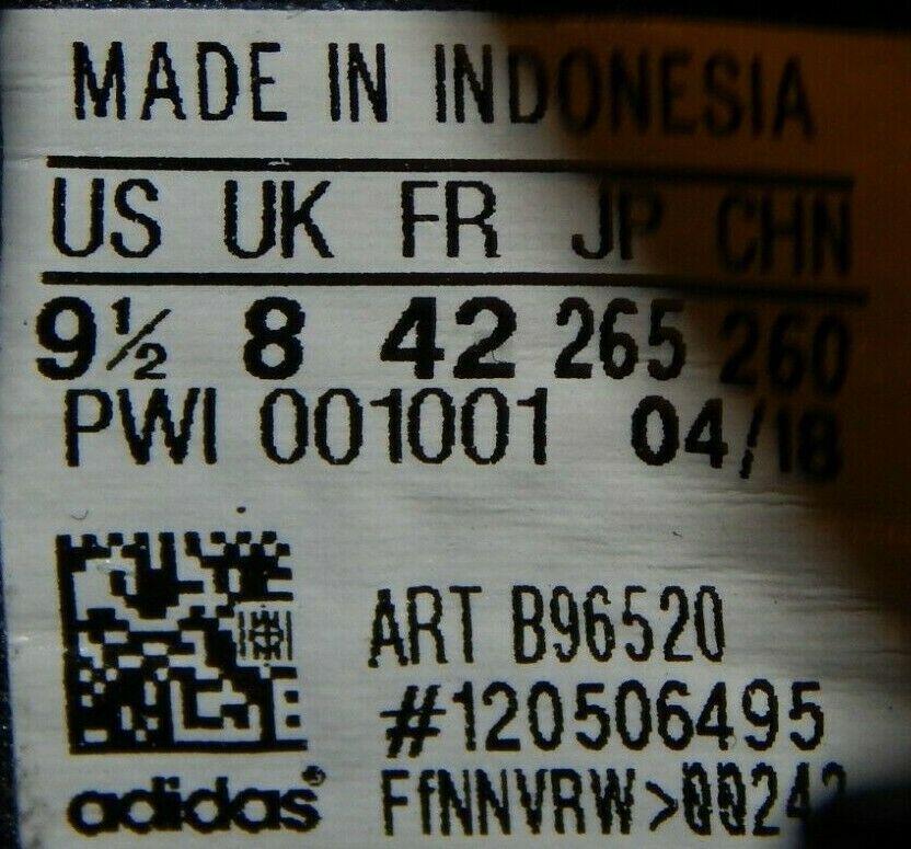 Adidas Quesa Talla US 9.5 M (B) Ue 42 Mujer Zapatillas para Correr Negro/Rosa
