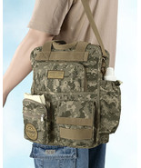 Gifts for New Dad Daddy Diaper Bag Military Men... - $59.50