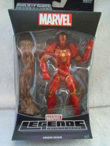 Marvel Legends Infinite Series Iron Man Action Figure By Hazbro New in Box - $11.99