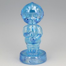 Russ Vogelsong Summit Glass Iridescent Carnival Glass Kewpie Angel image 1