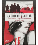 American Vampire Vol 1 Softcover Graphic Novel - $11.00