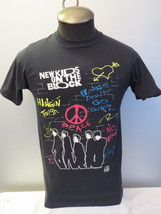 Vintage New Kids on the Block Shirt - By Backstage Pass - Youth Medium - $75.00