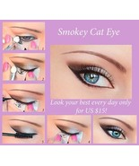 Quick Makeup Stencil - Cosmetic Tool for Applying Eyeliner and Eye Shado... - $15.00