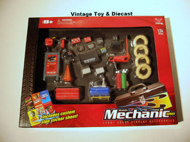 ~ Mobile Mechanic Tool Set - 1:24 Diecast Car Display Diorama Pieces - J... - $14.95