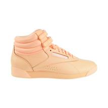 Reebok Freestyle Hi Colors Women's Shoes Desert Glow-White BS9366 - $54.95