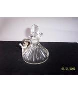 Heisey Ridgeleigh Crystal Cruet - $19.80