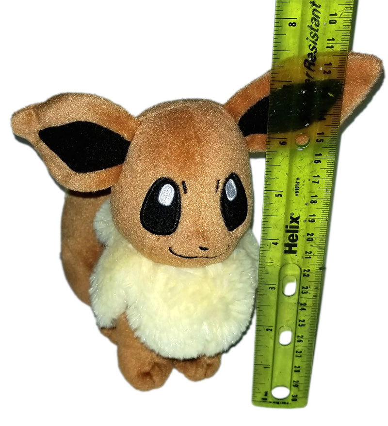 "Pokemon ""Eevee"" 9"" Anime UFO Catcher / Plush * Nintendo"