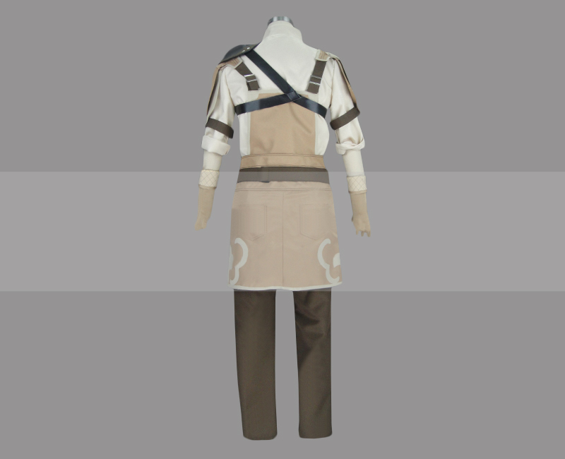 Customize Fire Emblem Echoes: Shadows of Valentia Tobin Cosplay Costume Buy