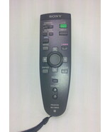 Sony RM-PJM600 Projector Remote Control Tested Working LASER Pointer Cat... - $32.62