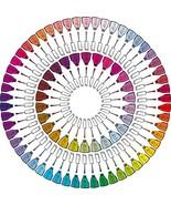 Sketch of Colorful Nail Polish Vector Illustration-Digital Clipart - $4.00