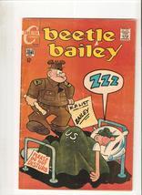Silver Age - Beetle Bailey # # 69 (June 1969) - $3.95