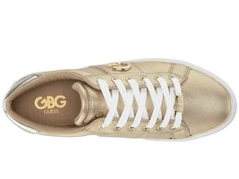 G by Guess GBG Women's Lace Up Leather Sneakers Shoes Grandyy image 6