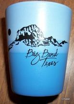 Big Bend Texas Shot Glass - €4,42 EUR