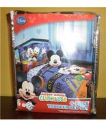 Disney Mickey Mouse Clubhouse 4 Piece Toddler B... - $45.00