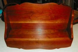 Solid Walnut Shelf - $129.00