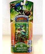 New Activision Skylanders Giants Stealth Elf Figure Pack Series 2 Character - $9.00