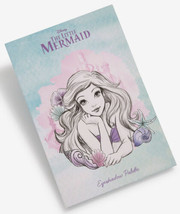 Disney Little Mermaid Ariel Sketch 12 Shade Eyeshadow Palette Interior M... - $32.17