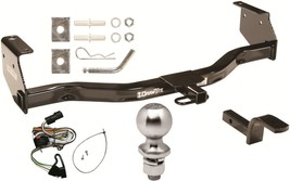 COMPLETE TRAILER HITCH PKG W/ WIRING FITS 2001-2003 CHRYSLER TOWN & COUNTRY - $184.03