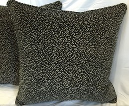 Colefax & Fowler Velvet Accent Pillow - $145.00
