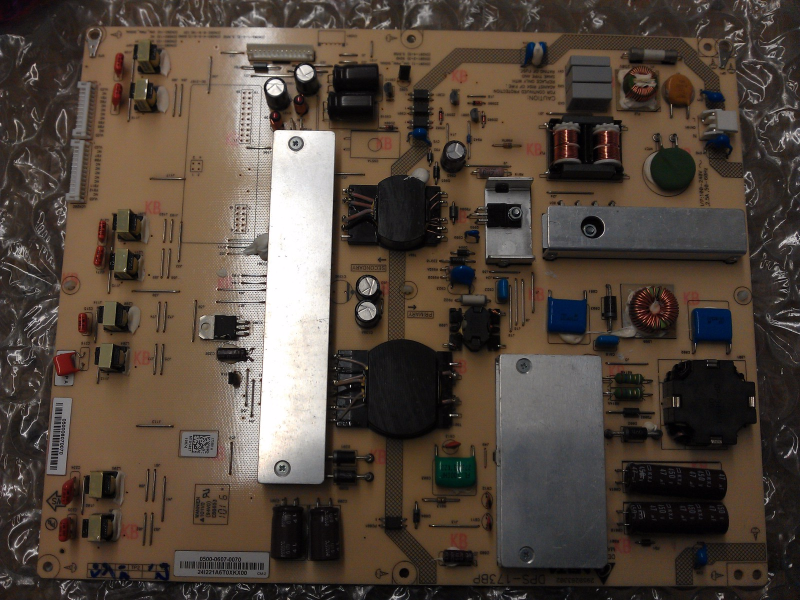 0500-0607-0070 Power Supply Board From Vizio M420NV LCD TV