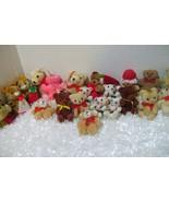 Teddy Bear Christmas Ornaments - $18.00