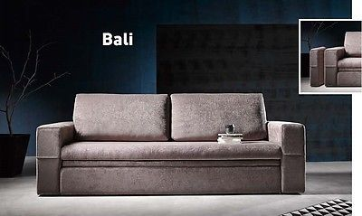 Bali Sofa Sleeper Bed Living Room Modern Contemporary Futon Made in Spain