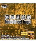 Backstreet Boys ( For The Fans Live CD 3 Concert World Premiere ) - $2.00
