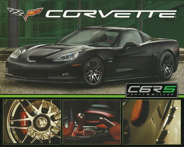 09chevycorvettec6rs