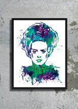 The Bride of Frankenstein Poster 16' x 20' - $72.00