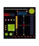 *Geometric Drawing III* Digital Art JPEG Image Download  - $3.00