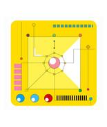 *Geometric Drawing I* Digital Art JPEG Image Download  - $3.00