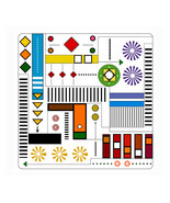 *Geometric Drawing VIIII* Digital Art JPEG Image Download - $3.02
