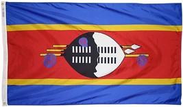 Swaziland - 3'X5' Nylon Flag - $69.60