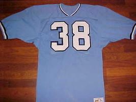 Russell Athletic NCAA ACC North Carolina Tar Heels #38 Blue Football Jer... - $64.44