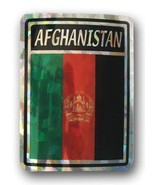 Afghanistan Reflective Decal - $2.70