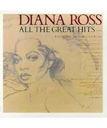 Diana Ross ( All the Greatest Hits ) - $2.25